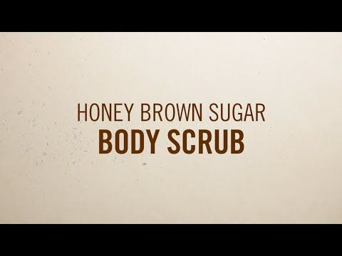 Honey Brown Sugar Body Scrub ‹ Florida Department of Citrus