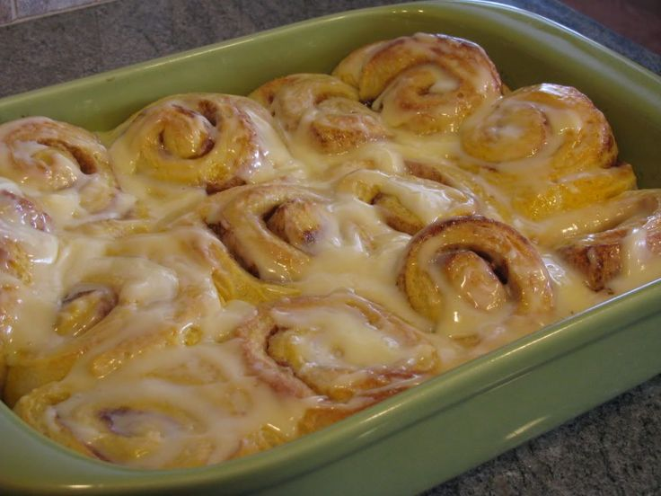 Can't Miss' Cinnamon Rolls -- Frozen Rhodes + box vanilla pudding + stick butter/margarine TRULY AN AMAZING CINNAMON ROLL. My family wiped out 2 9x13's
