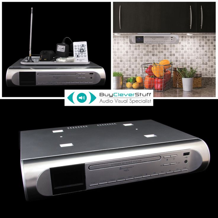 Under Cabinet Kitchen Tv Best Buy: 17 Best Images About Under Cabinet Kitchen Radios On Pinterest