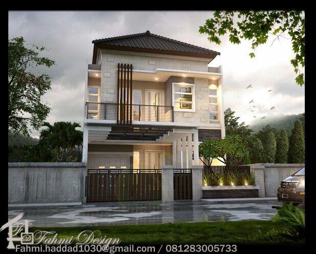 Alie moejo house @tangerang