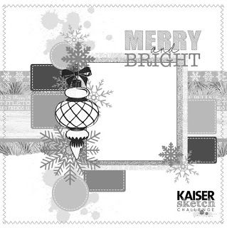 Just too Obsessed: Kaisercraft November Challenge