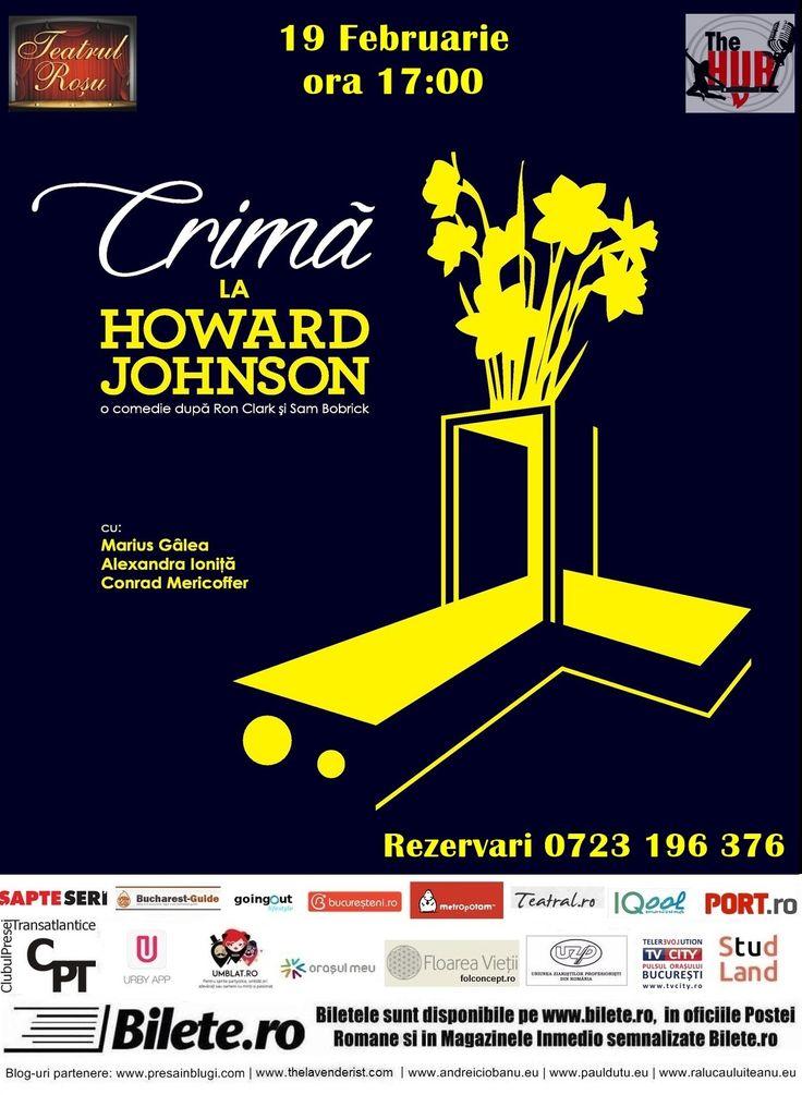 Crima la Howard Johnson