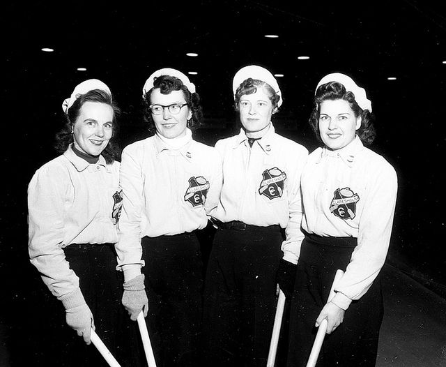 Women's Curling Alberta Champs   #Canada #Alberta #Curling