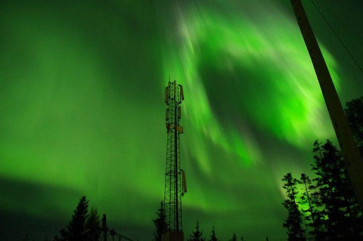 Nordlyset Leksvik  (Foto: Frank Krabseth)