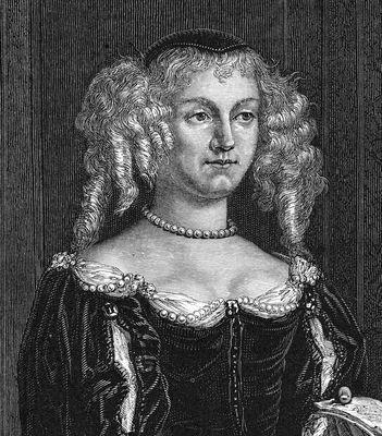 Portrait de Madame de Sévigné
