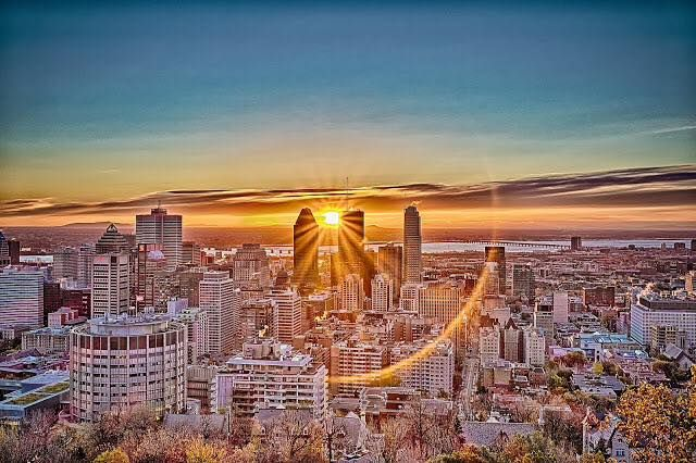 Good morning Canada! #samesunmontreal #montreal #montrealhostels #samesun #samesunhostels #travel #morning #sun #sunshine