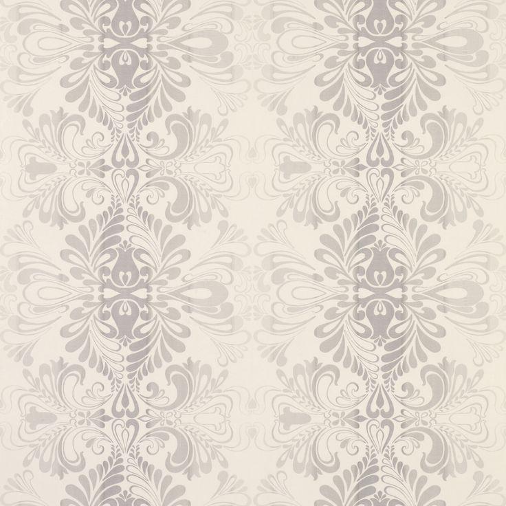 Fitzroy Dove Grey Wallpaper Laura Ashley Bedroom Bliss