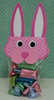 Bunny Bag Topper: Easter Easter, Treats Bags, Easter 2014, Bag Toppers, Easter Crafts, Easter Fun, Easter Spr, Bags Toppers, Bunnies Bags