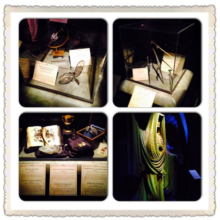 Beautiful Style: Harry Potter - The Exhibition