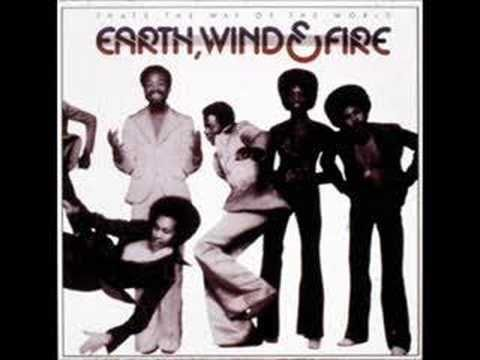 Earth, Wind and Fire - SeptemberWind Fire, Album Covers, Earth Wind, Favorite Music, 70S, Soul, Favorite Album, Earthwind, The World