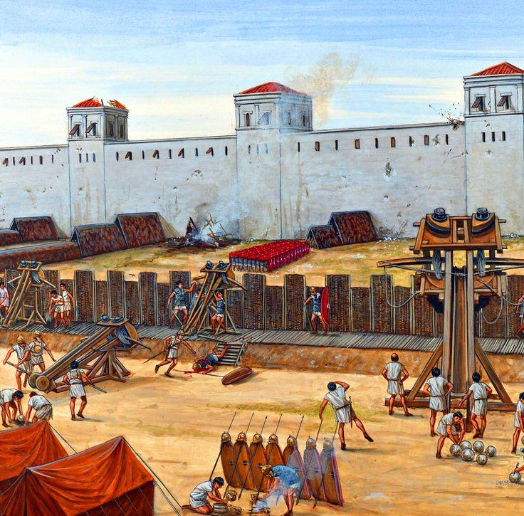 Roman siege of Syracuse