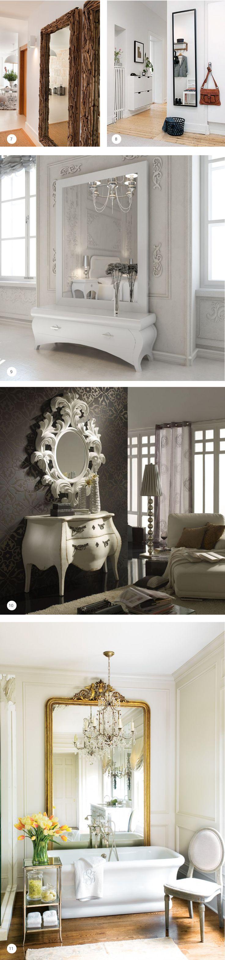 Espejo espejito mágico. Elige tu espejo perfecto. Lee nuestro post.  #espejos http://ioshop.es/espejito-espejo/