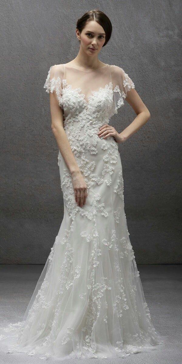 Best Wedding Frocks Images On Pinterest Wedding Dressses