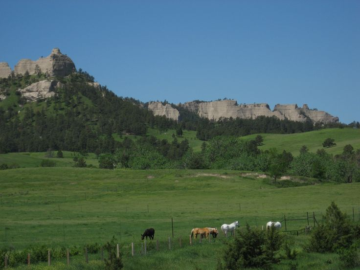 Ranches, Cabins And Other Places To Stay In Northwestern Nebraska