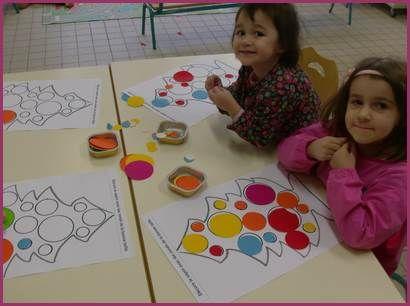 Explorer les différentes tailles de cercles...