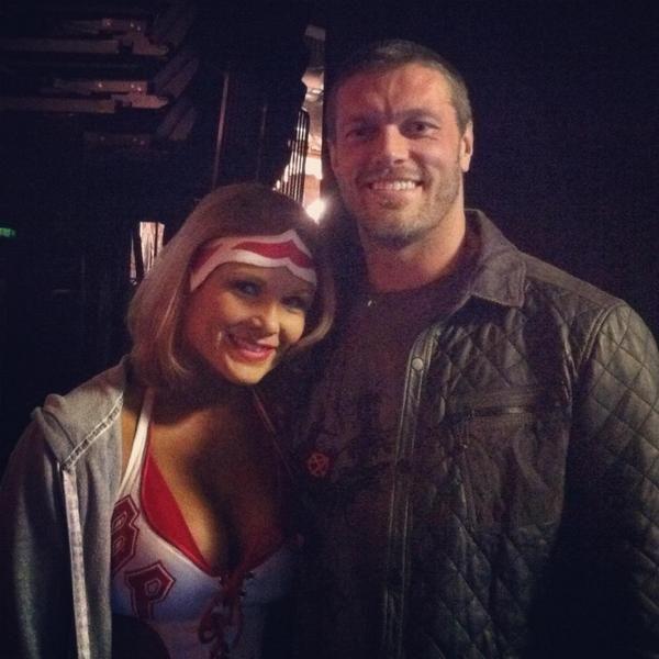 WWE News: Edge and Beth Phoenix expecting second child - http://www.sportsrageous.com/wwe/wwe-news-edge-beth-phoenix-expecting-second-child/14980/