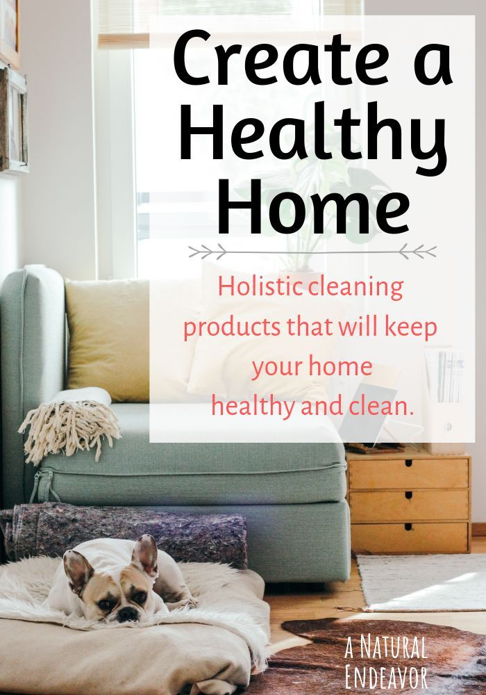 Amazing Cleaning Products for a Holistic Home