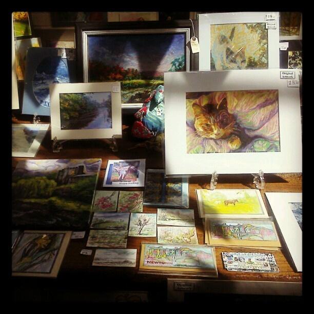 Craft Fairs Powys