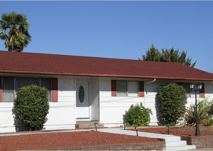 PABCO Premier In Birch Red | Laminated Fiberglass Shingles | Beauty Image  Gallery | PABCO Roofing