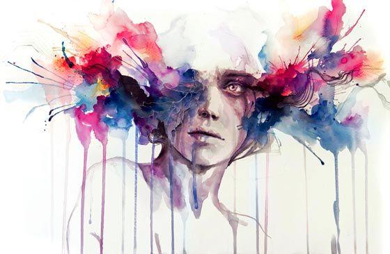 Agnes Cecile #ilustracion