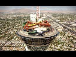 Top 5 Tour - Dicas de Viagens: Las Vegas: os brinquedos radicais do Estratosfera