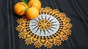 Resultado de imagen para carpetas y tapetes tejidos en crochet pinterest
