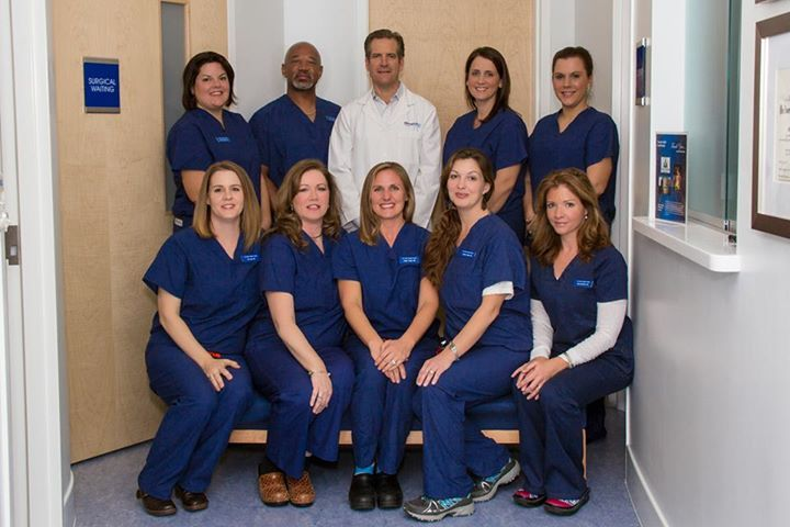 Dr. Law's office is the first and only office based surgery center in North Carolina to be certified by The Joint Commision and AAAASF.   www.michaellawmd.com