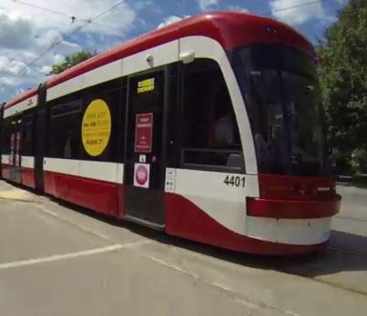 New streetcars - Toronto