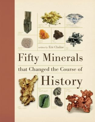 Using the word 'minerals' in its broadest sense, Fifty Minerals that Changed the Course of History features the metals, alloys, rocks, and organic minerals and gemstones that humans have used as the building blocks of civilization. ... Weaving strands of economic, cultural, political and industrial history, each entry gives a fascinating perspective on the scope and pace of human development, and the dangers posed by our exploitation of Earth's resources. Adult