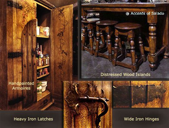 Rustic Tuscan Accents
