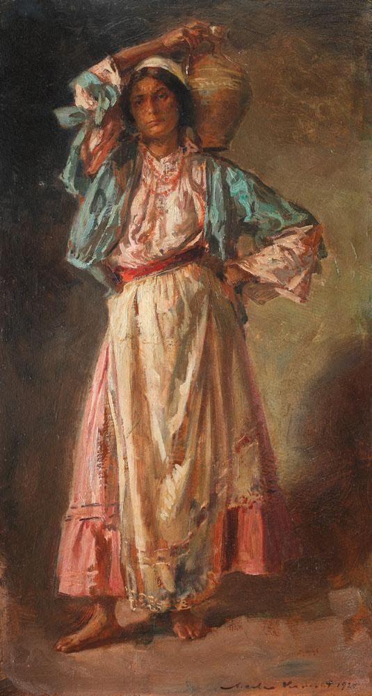 Nicolae Vermont | Romanian Realist painter | Tutt'Art@ | Pittura * Scultura * Poesia * Musica |