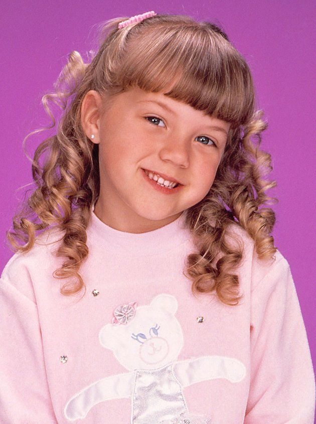 Jodie Sweetin - (Stephanie Tanner) from Full House