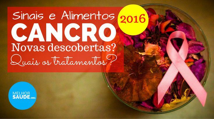 Cancro sintomas 2016 melhorsaude.org