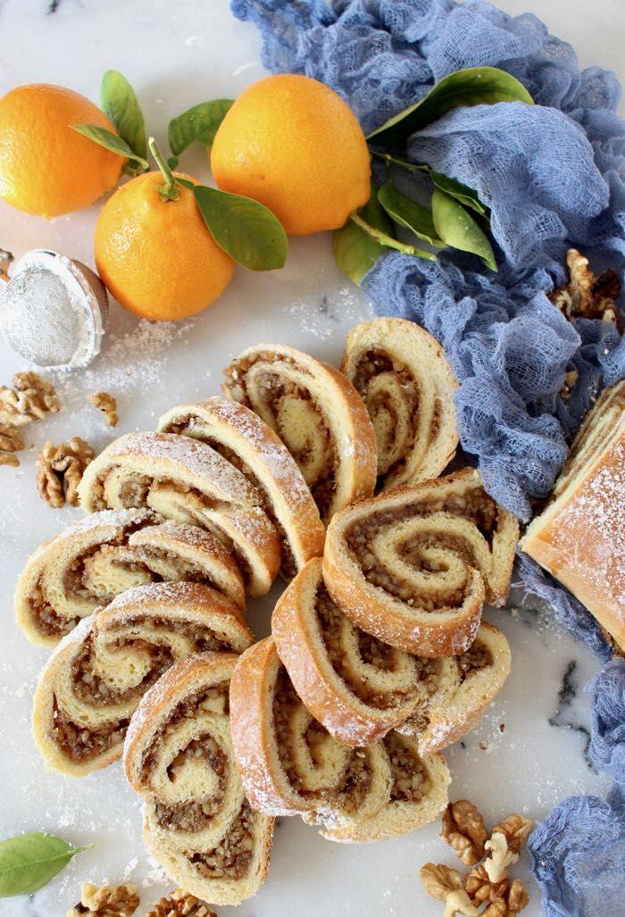 Nut Roll Recipe via @CiaoFlorentina
