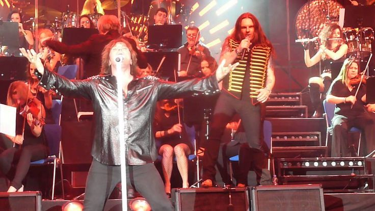 JOEY TEMPEST - Final Countdown - Rock Meets Classic 2016
