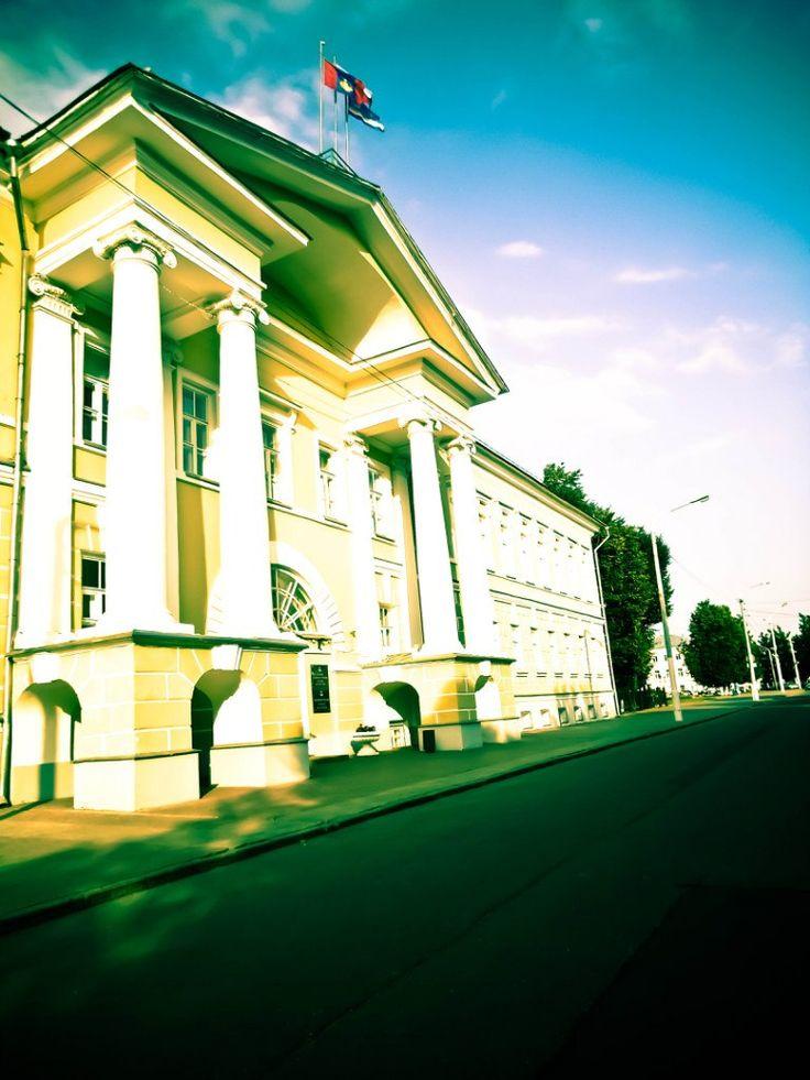 City Hall, Kostroma
