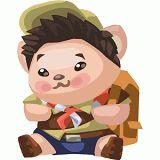 Helpful boy scout plushie