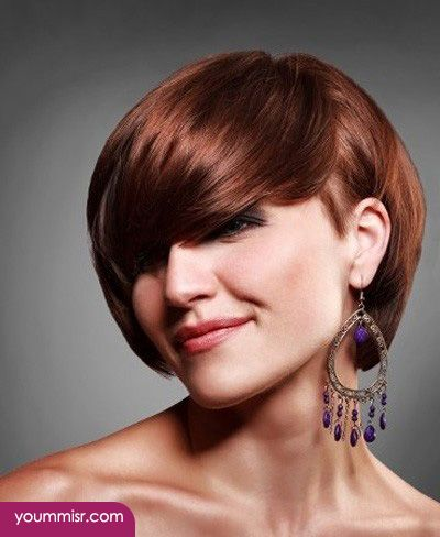 esay cute hairstyles for short long hair 2015 2016