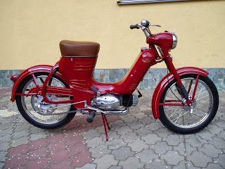 Jawa 50 typ 550 Pionýr