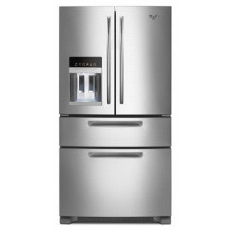 how to clean stainless steel refrigerator water stains