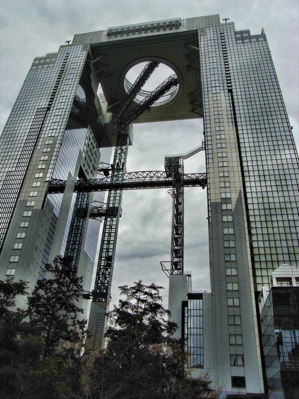 A guide to the Umeda Sky Building – views over Osaka, Japan