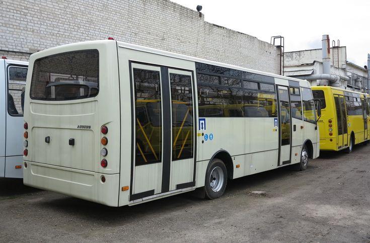 Какие грузовики и автобусы украинцы покупали в январе