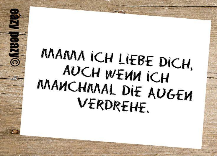 ★+Mama+ich+liebe+dich...+★+Postkarte+★+von+★WORTSPIELE+made+by+eazy+peazy★+auf+DaWanda.com