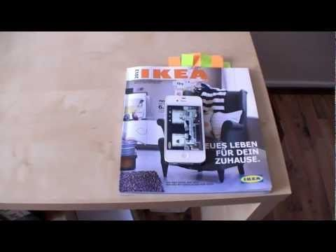 IKEA 2013 Catalog with Augmented Reality [ENGLISH] - YouTube