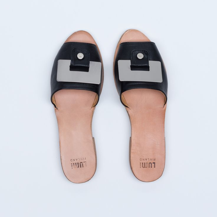 Estella Flat Sandal | Lumi Accessories  www.shoplumi.com