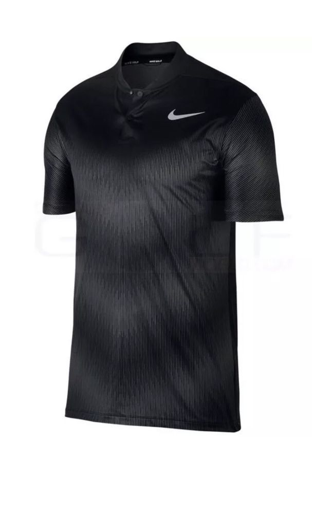 221ab84b Nike Tiger Woods TW Dry Blade Golf Polo Shirt 854205-010 SZ XL #Nike ...