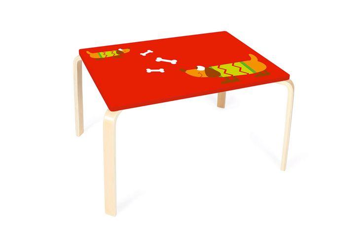 17 beste idee n over honden tafel op pinterest hondenbedden huisdierbedden en puppy bedden - Stoel rode huis van de wereld ...