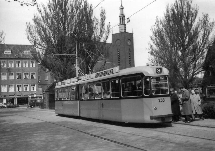 Langegeer Tuindorp Vreewijk  Rotterdam