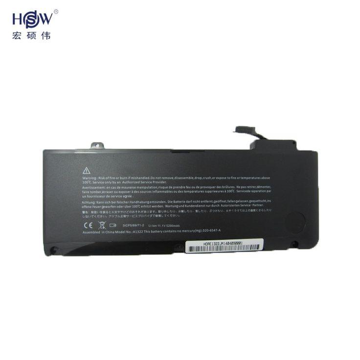 "38.00$  Watch here - http://ali7rn.shopchina.info/go.php?t=32236330047 - ""A1322 laptop battery For APPLE for MacBook Pro 13 """" Unibody A1278 MC700 MC374 Mid 2009 2010 2011 bateria akku""  #bestbuy"