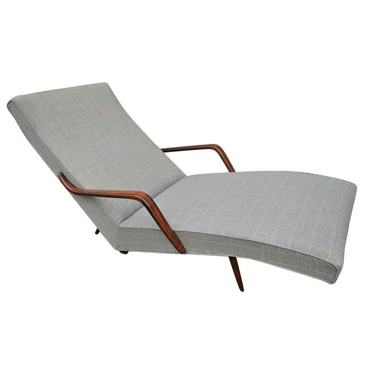 Giuseppe Scapinelli Chaise Lounge Chair  1960u0027s  sc 1 st  Pinterest : chaises lounges - Sectionals, Sofas & Couches
